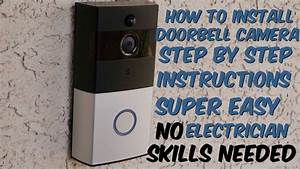 How To Install A Smart Doorbell Camera