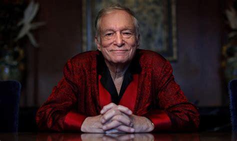 Hugh Hefner, fundador de Playboy, cumple 90 años - Primera ...