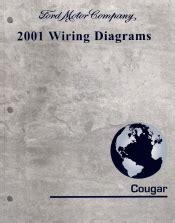 Mercury Cougar Wiring Diagrams