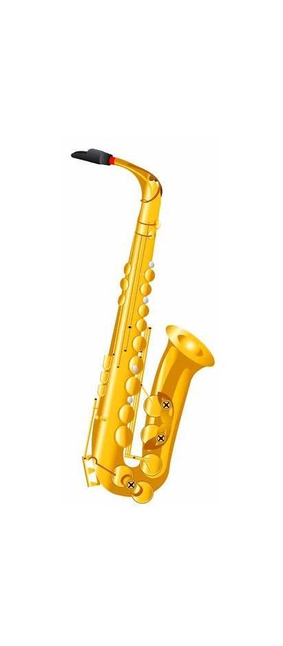 Clipart Instruments Clip Clarinet Musical Watercolor Cartoon