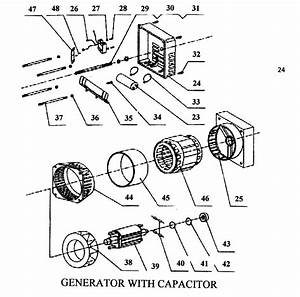 Generator 2 Diagram  U0026 Parts List For Model Apg3005 All