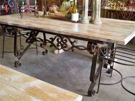 iron kitchen table base 1000 ideas about table bases on dining tables
