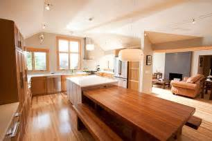 kitchen table or island how to get the eat in kitchen