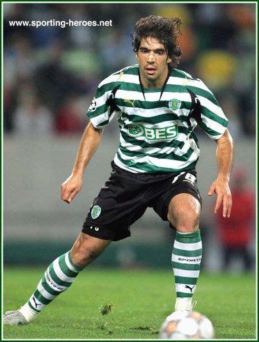 Conheça as curiosidades de abel ferreira. Abel Ferreira - Sporting Clube De Portugal - UEFA Liga dos Campeões 2007/08   Sporting