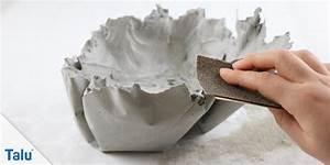 Was Ist Beton : basteln mit beton deko aus beton kreative ideen ~ Frokenaadalensverden.com Haus und Dekorationen