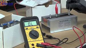 How To Test A Battery Isolator - E Marine Systems