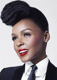 Pompadour Hairstyle Black Women