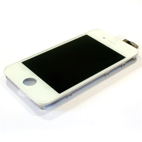 iphone 4 front iphone 4 front glass digitizer lcd white original