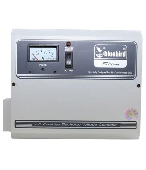 bluebird 5 kva 140v voltage stabilizer for ac upto 2 ton