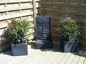 stunning idee deco terrasse zen pictures lalawgroupus With awesome idee pour jardin exterieur 16 deco cuisine levis