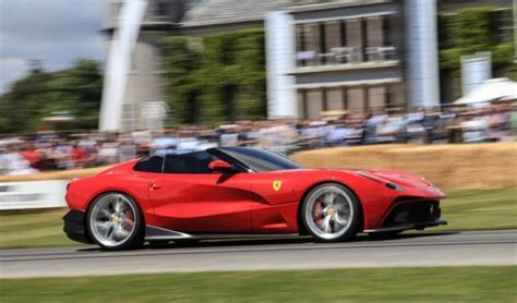 Best Supercars At 2014 Goodwood Festival Of Speed