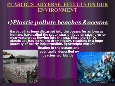 light weight furniture plastic pollution ppt