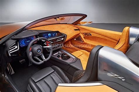 bmw z4 2020 interior reviews of new 2019 and 2020 coming out find