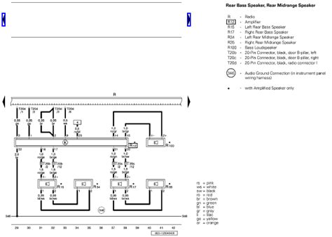 Audi Quattro Bose Symphonic Wire Diagram Factory