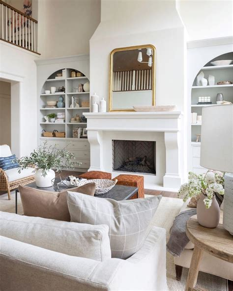 Inspiration: Curved Millwork | lark & linen | Home decor ...
