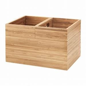 Boite A Bijoux Ikea : dragan bo te 3 pi ces ikea ~ Teatrodelosmanantiales.com Idées de Décoration