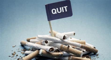 quitting smoking  constipation thehealthsitecom
