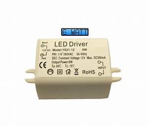 Transformateur Pour Led 12v : alimentation transformateur led driver dc 12v pour led ~ Edinachiropracticcenter.com Idées de Décoration