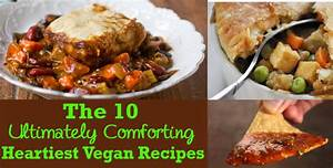 Vegan Winter RecipesThe 10 Ultimately Comforting Dishes