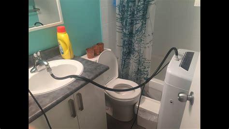 hooking   haier washer   bathroom sink  bathtub