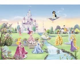Papier Peint Chateau Disney by Papier Peint Photo Disney Ch 226 Teau De Princesse 368x254 Cm
