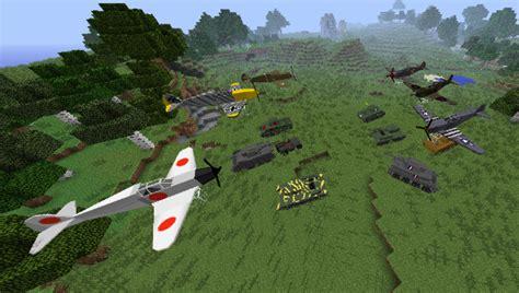 Flan's Mod [1.10.2/1.8.9/1.7.10] Making Air Travel Easier
