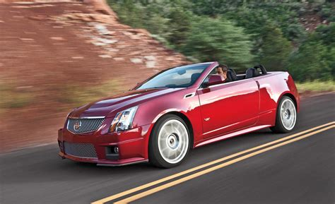 Cadillac Cts-v Convertible