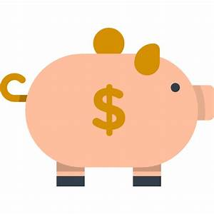 Piggy bank - Free business and finance icons