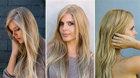Most Popular Hair Color by Shades Of Hair Color Platinum Ash Golden