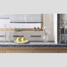 Geflieste Arbeitsplatte  Küche  Küche Mosaik