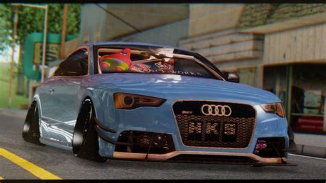 Audi Rs5 Modification by Gta San Andreas Audi Rs5 Stance Mod Gtainside