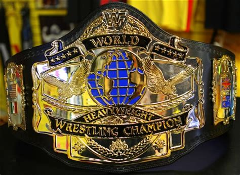 What Was With The Andre '87 Wwf World Title Belt