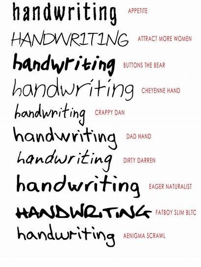Fonts Handwriting Font Writing Hand Cursive Script