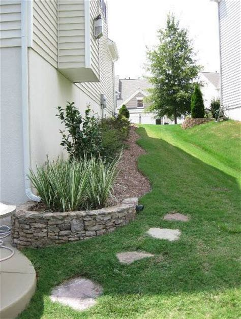 landscaping ideas for the side of the house top 25 best landscaping a hill ideas on sloped yard hill garden and sloping backyard