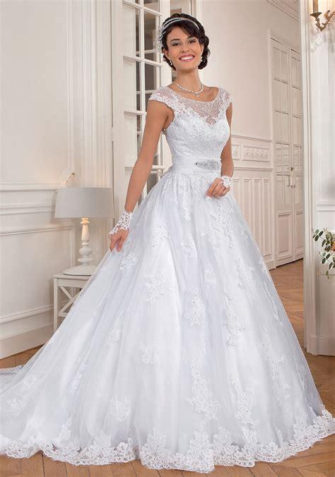 robe mariee dentelle 2018 robe de mariee dentelle de calais 2018 robes de soir 233 e