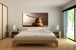 Tableau Pour Chambre Adulte : d co de chambre coucher choisissez votre style ~ Melissatoandfro.com Idées de Décoration