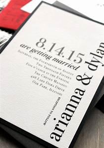 modern wedding invitations wedding invitation urban chic With modern girl wedding invitations