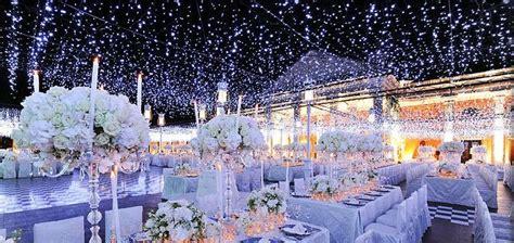 idee de decoration de salle mariage hiver mariage theme