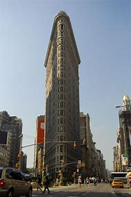 New York City Famous Landmark Buildings