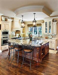 Cream Colored Kitchens on Pinterest