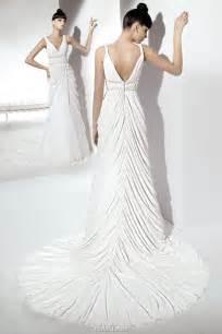 grecian wedding dress patrizia ferrera 2011 wedding gowns wedding inspirasi