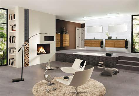 Offener Wohnraum Gestaltung Moderne Haeuser Einrichtungsideen by Wohnraumgestaltung Mit Fliesen Aventuro Fliesen