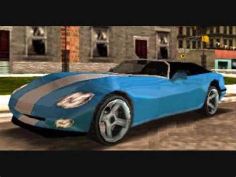 si鑒es auto cars in gta liberty city stories gta iii