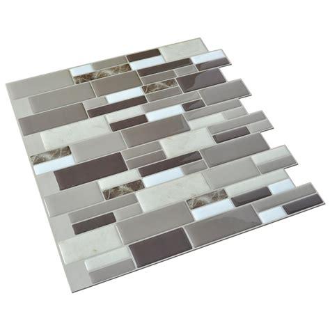 peel n stick tile backsplash bathroom wall tiles 6 sheet