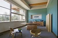good looking office color ideas Good-Looking Color Ideas For Home Office Modern with Horn ...
