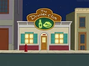The Drunken Clam   Family Guy Fanon Wiki   FANDOM powered ...