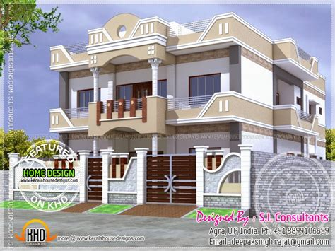 Indian Style Home Plans by Indian Building Design House Plans Designs India Indian