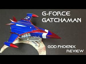 G Force / Gatchaman: God Phoenix review - YouTube
