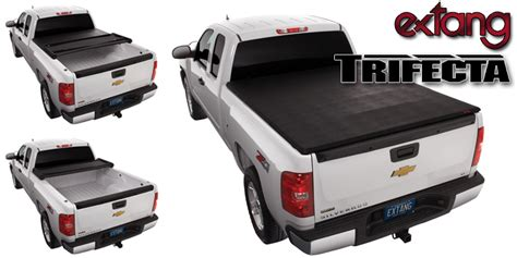 trifecta bed cover extang trifecta titan truck