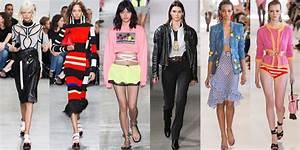 Trends Sommer 2017 : spring 2017 fashion trends from nyfw spring 2017 runway fashion trends ~ Buech-reservation.com Haus und Dekorationen